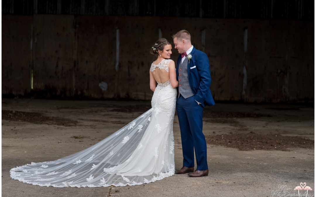 Wedding at Clock Barn – Emily & Chris