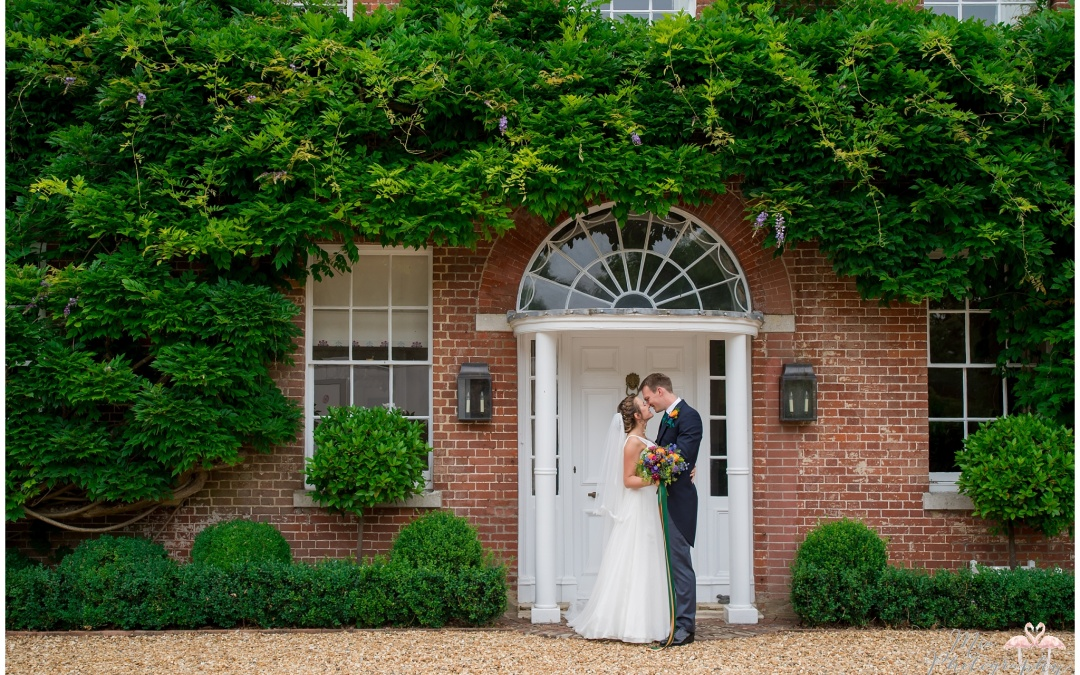 Hampshire Garden Marquee Wedding – Lauren & Harry