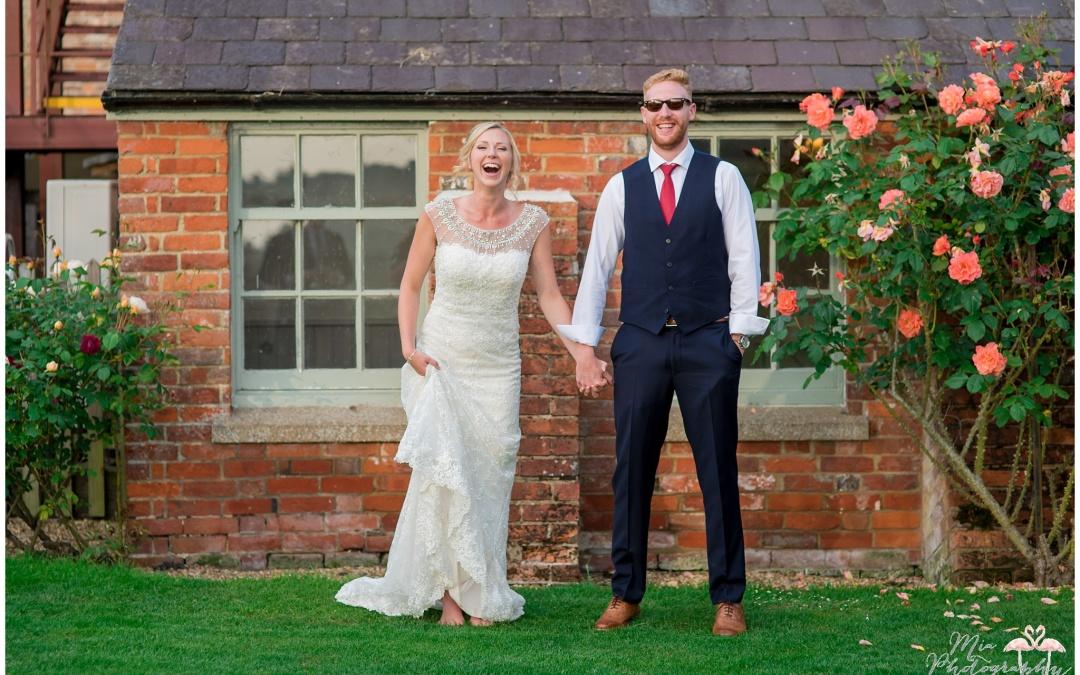 Sopley Mill wedding photography – Lorna & Sam