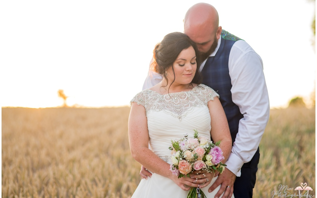 Ashley Wood Farm in Salisbury Wedding – Alyx & Dan