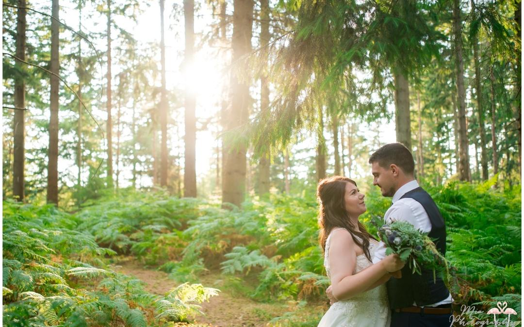 A Beautifully Styled Rhinefield House Wedding – Rachael & Dave