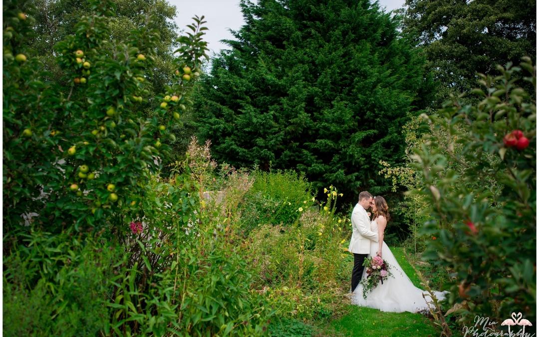 The Mill at Gordleton Wedding – Hannah & Tom