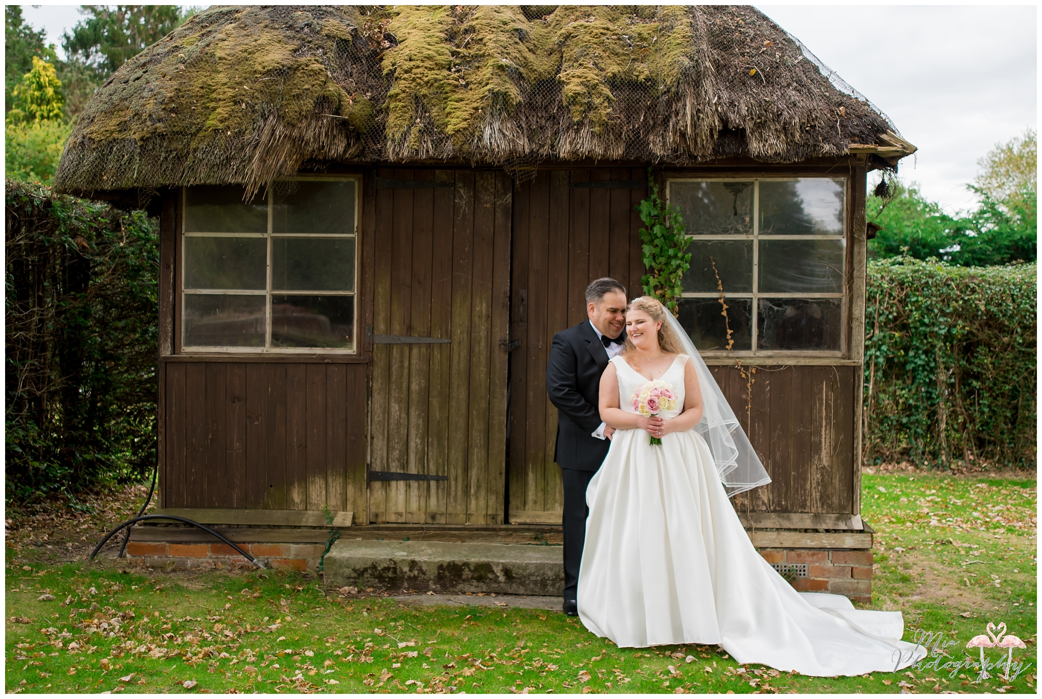 Bartley Lodge winter wedding
