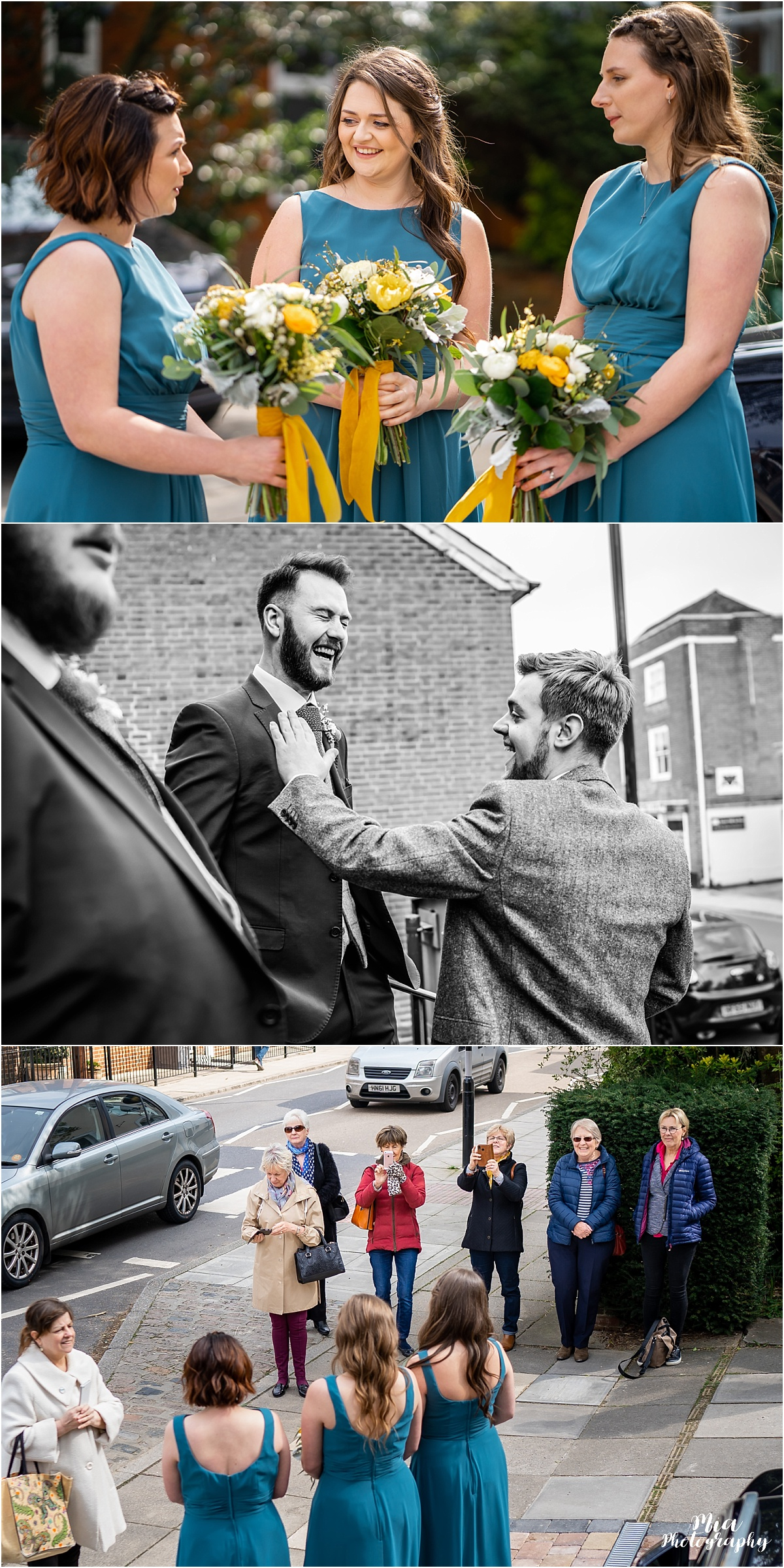 Hampshire wedding