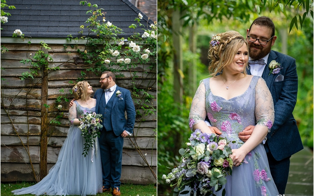 The Old Vicarage in Dorset – Lauren & Alex