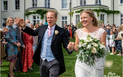 Penton Park Wedding – Anna & Alex