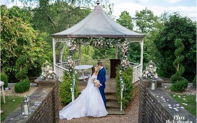 Pennyhill Park – Helen & Yorrick