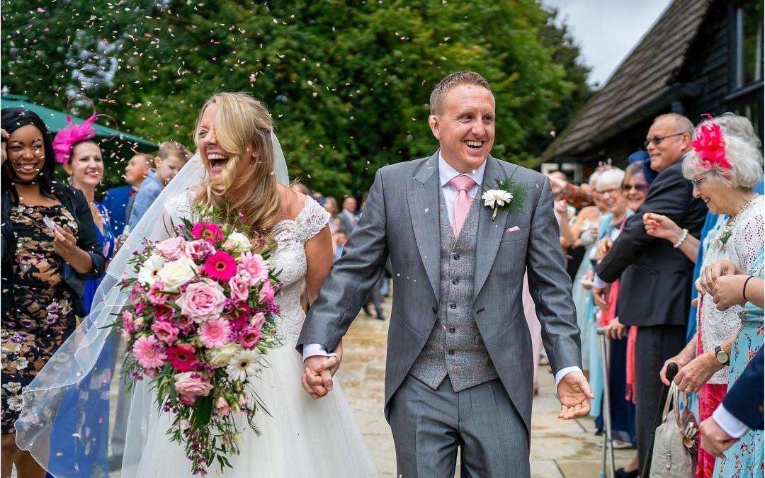 Hampshire Wedding – Emma & Mike