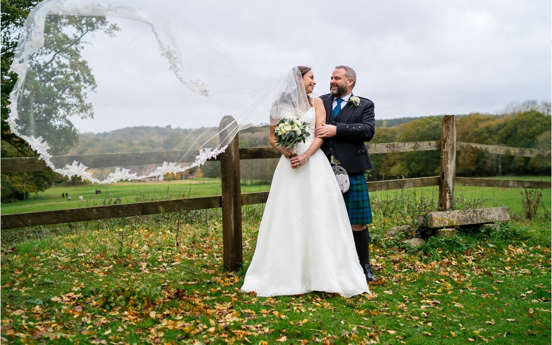 Winter Wedding at The Domus – Poppy & Ryan