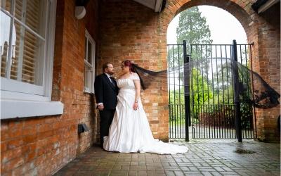 Winter Wedding at Oakley Hall – Leanne & Rob