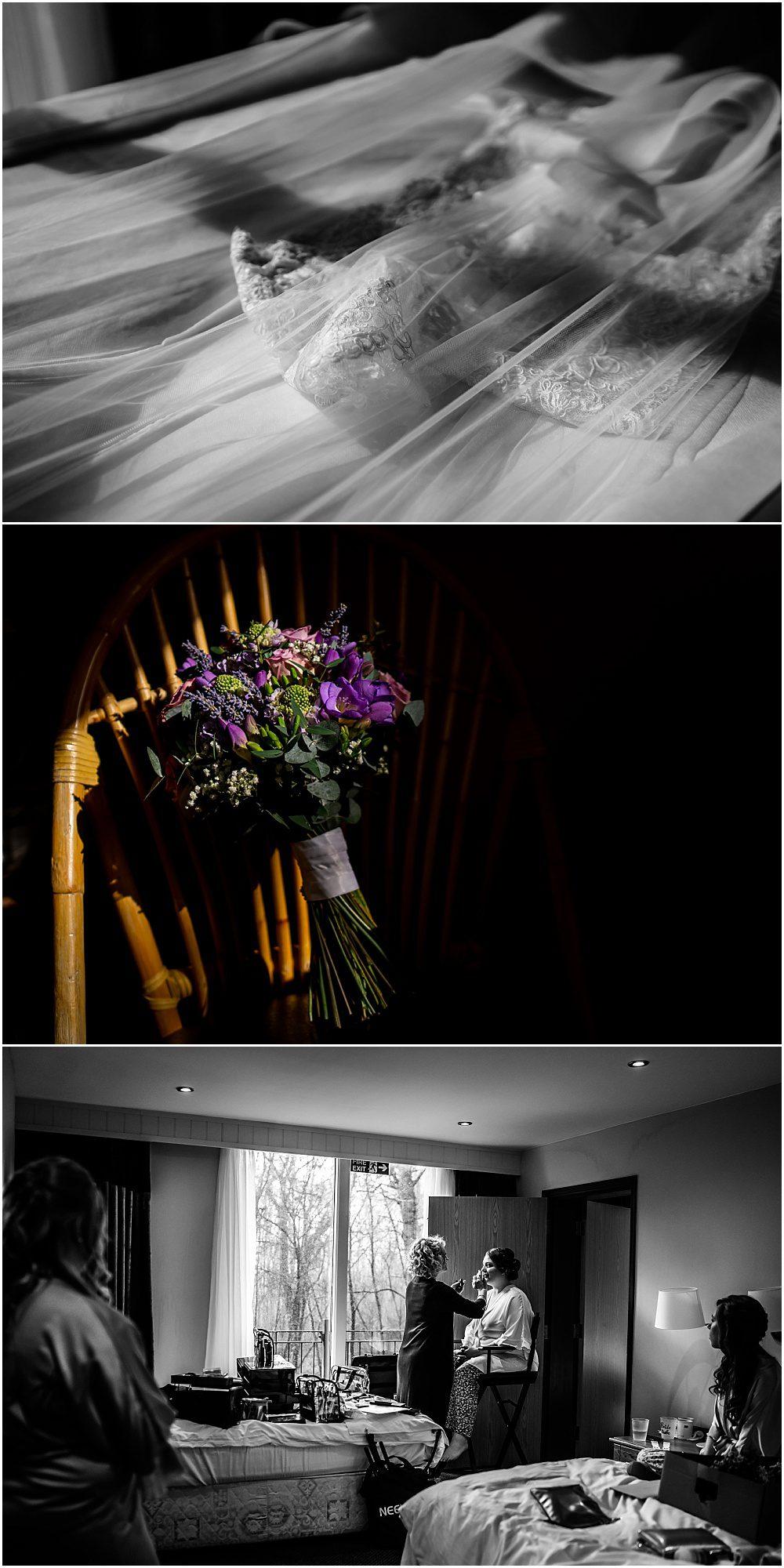 Marwell Hotel wedding photography