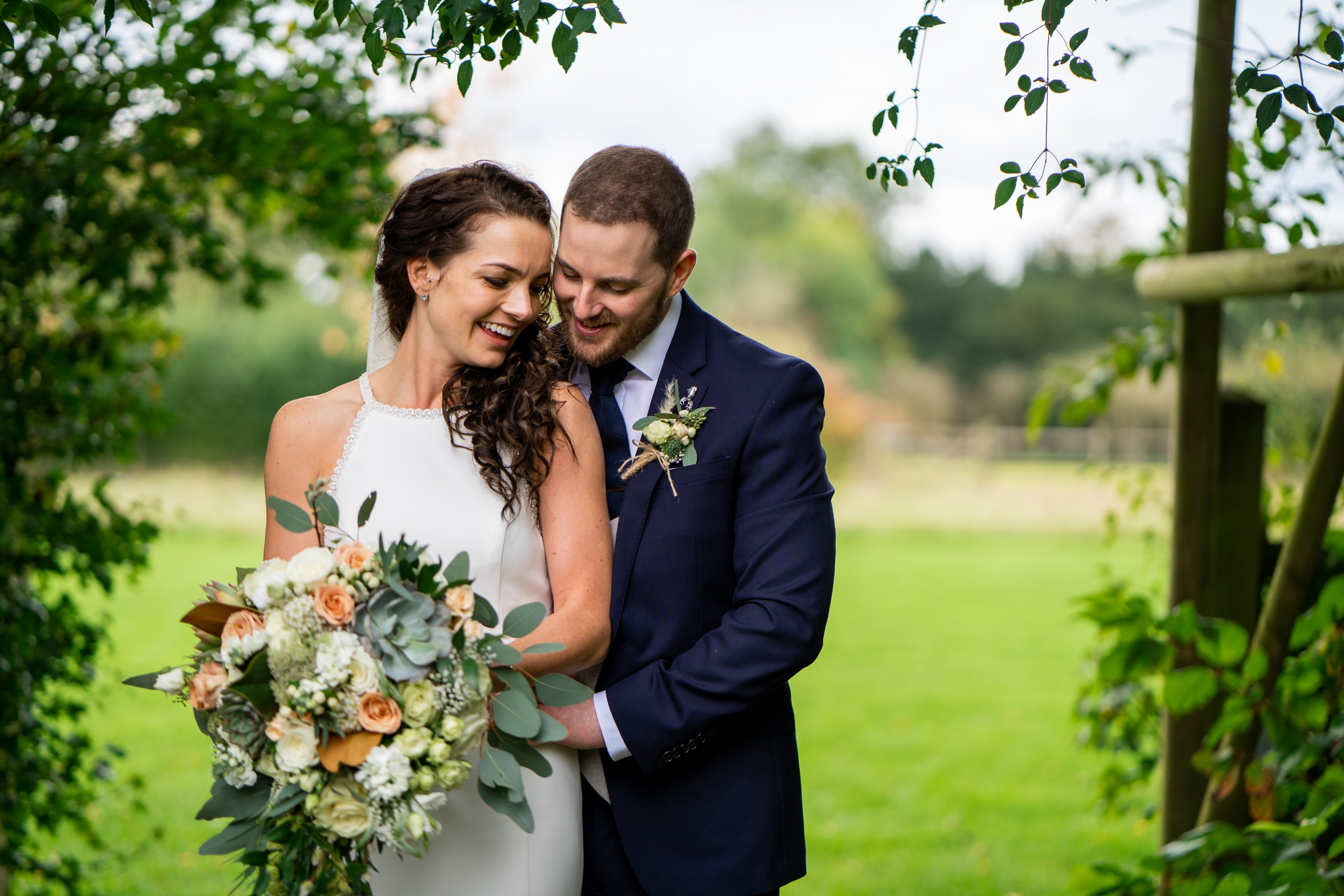COVID small wedding