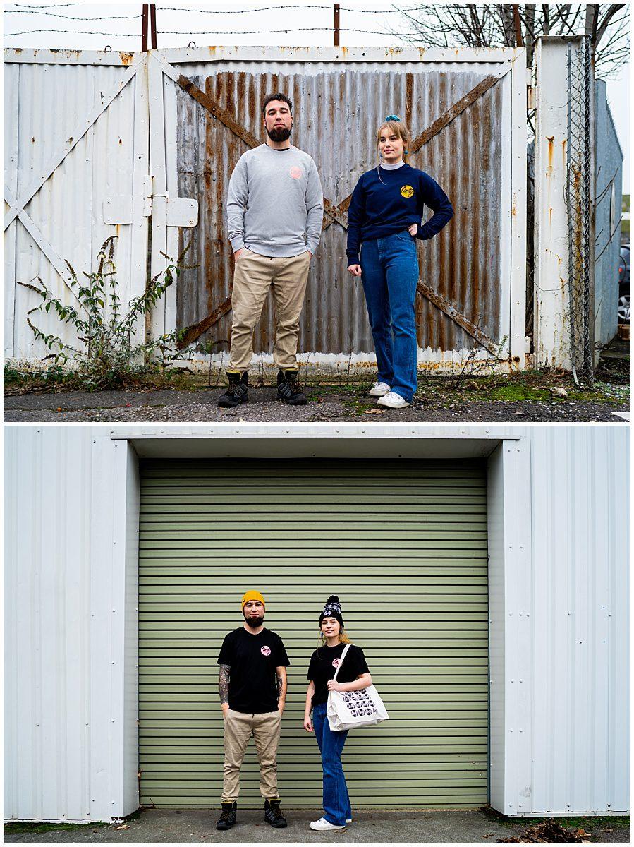 Branding photographer in Southampton