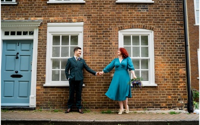 Poole Guildhall – Ellen & Harry