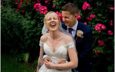 Clock Barn in Hampshire wedding – Kimberley & Tim